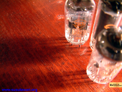 An Image of Vacuum Tube
